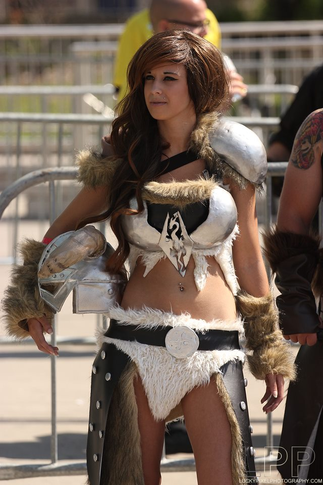 Skyrim at FX 2 by ZOMBIEBITME