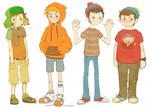 The South Park Boys