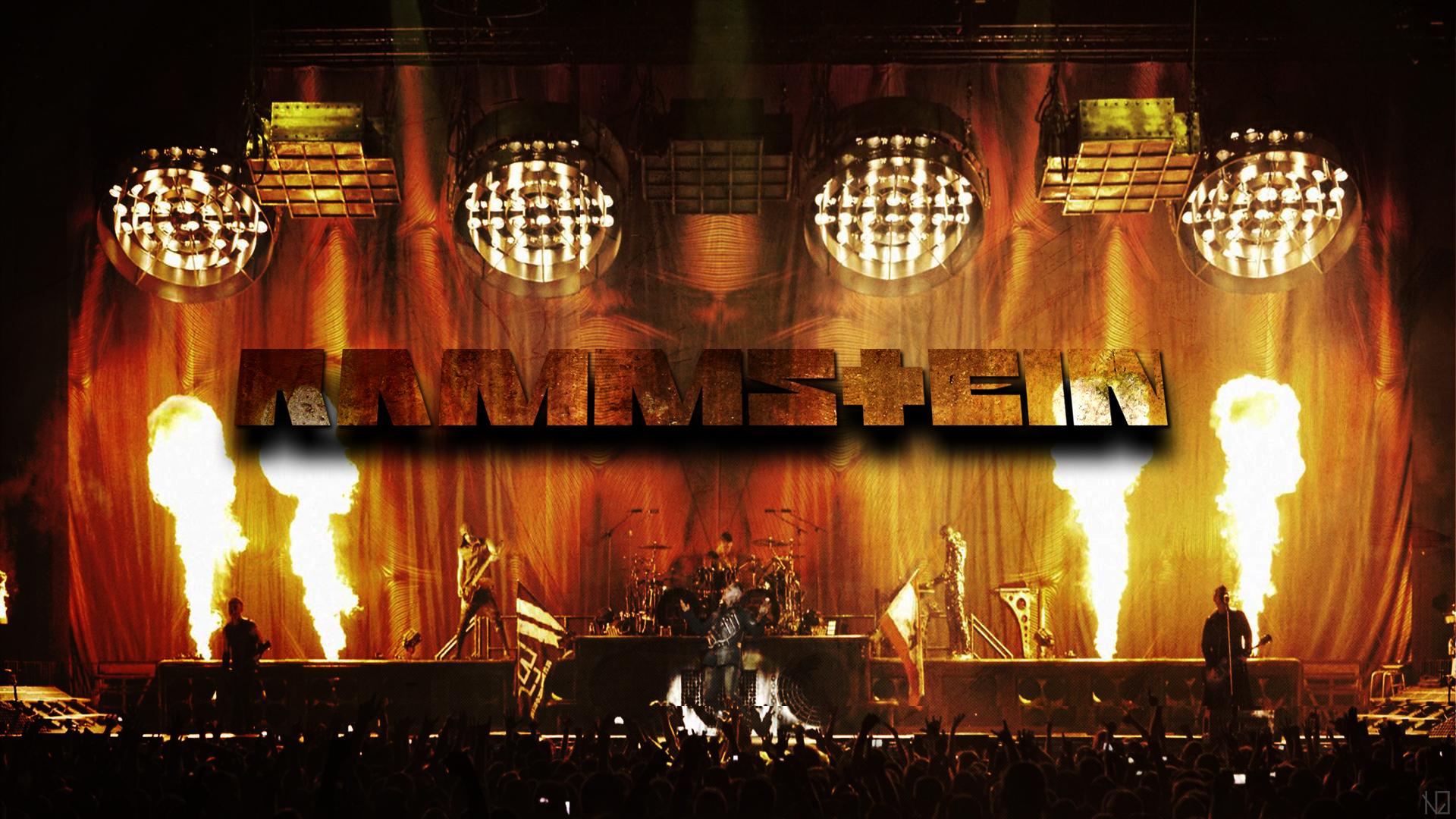 Rammstein Live Wallpaper By Rkruspe On Deviantart