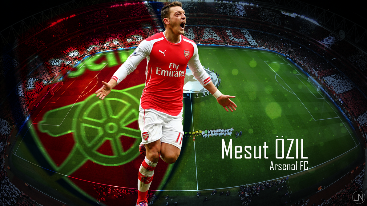 Mesut Ozil Wallpaper By Rkruspe On DeviantArt