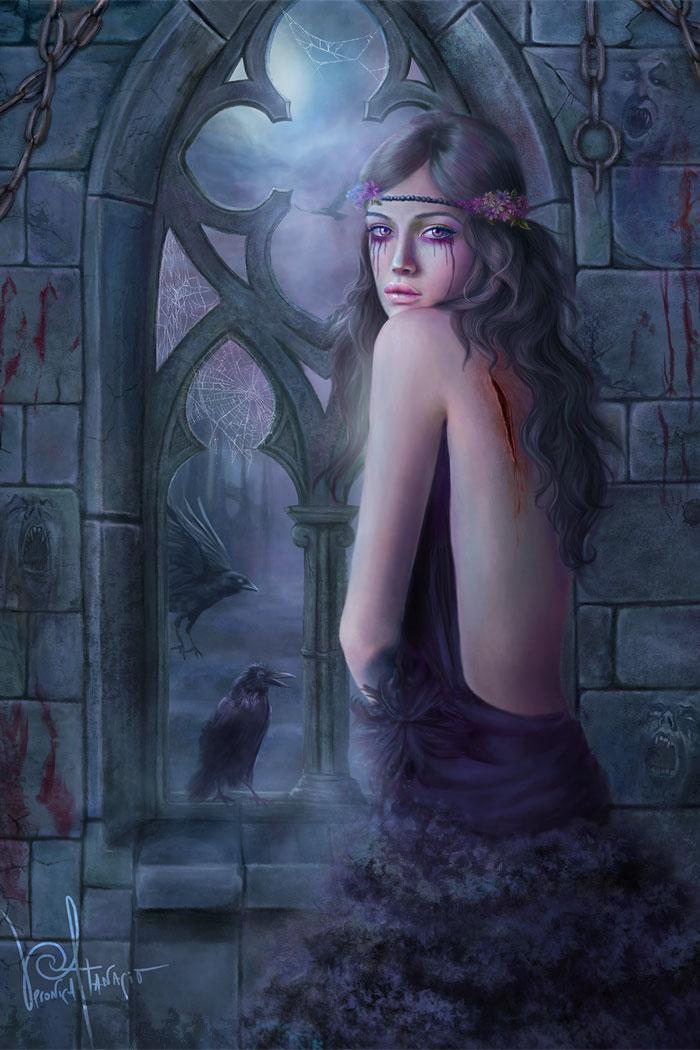 Black Wings by folkvangar