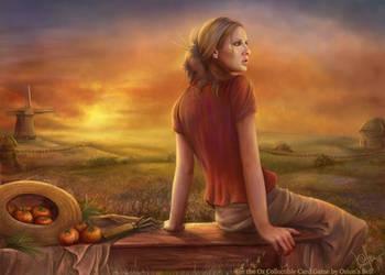 Farmer's Wife by folkvangar