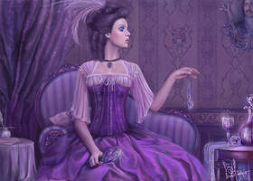Everything is purple by folkvangar