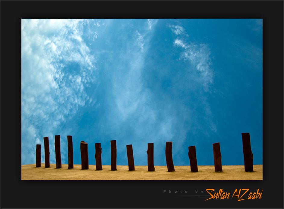 Creativity Abstraction by Sultan-AlZaabi