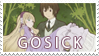 Gosick STAMP by TailswimTella