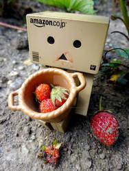 Opps. Yummy. by Hiromi-Sakakibara