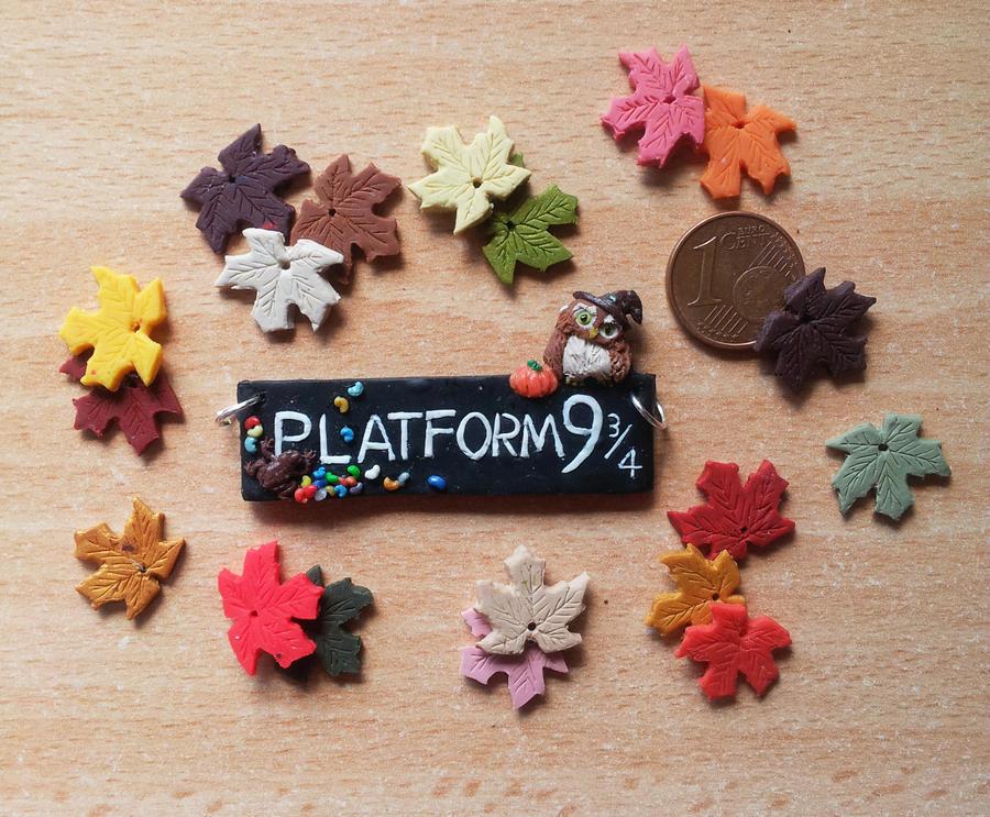 Platform 9 3/4 by EerieStir