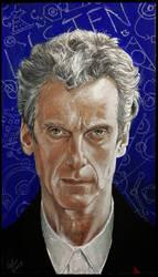 12th Doctor by EerieStir
