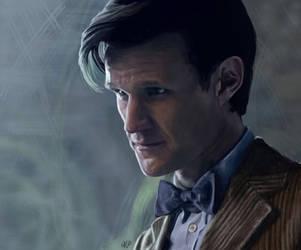 11th Doctor by EerieStir