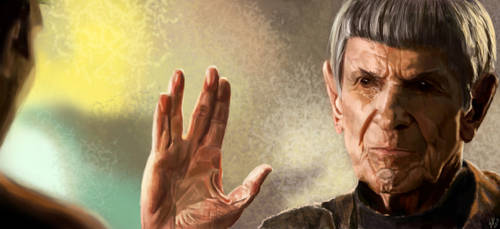 Live Long and Prosper by EerieStir