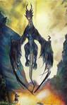 Kalameet- Dark Souls