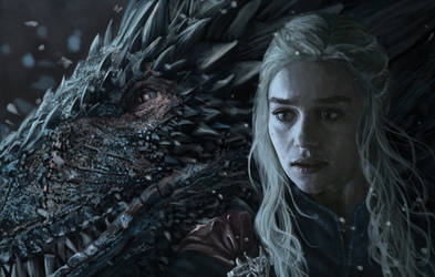 Daenerys Targaryen by EerieStir