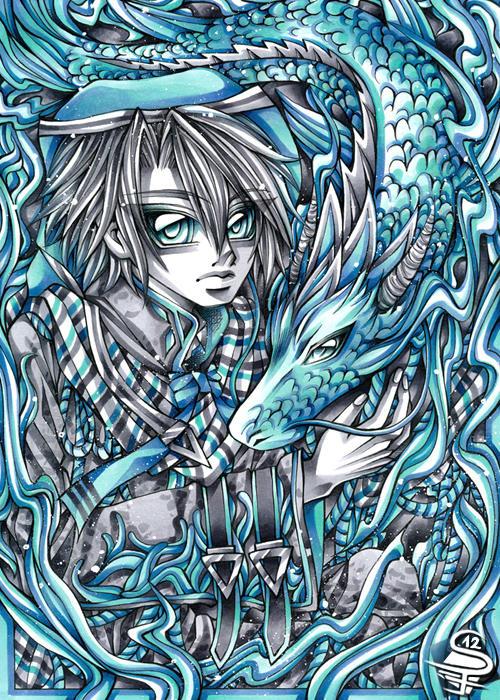 Dragon Year by DarkSena