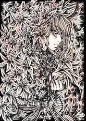 Royal Lilies by DarkSena
