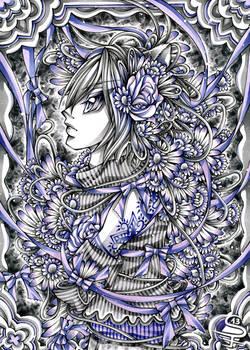 Harmonious Violet