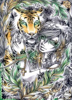 Emerald Stripes