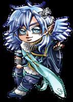 COMM: Turquoise Stardust by DarkSena