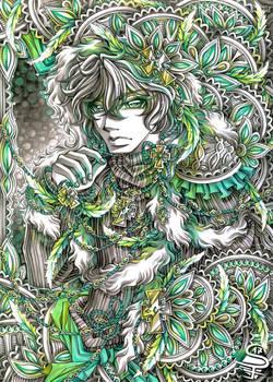 Golden Smaragd