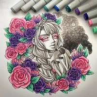 Pastel Blossoms