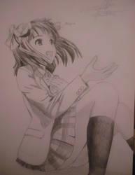 haruka by cris4DX