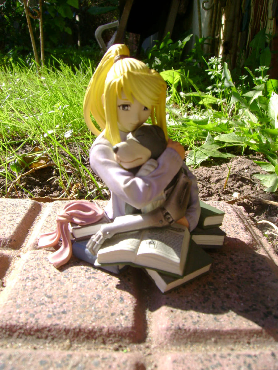 blonde den winry and - photo #17