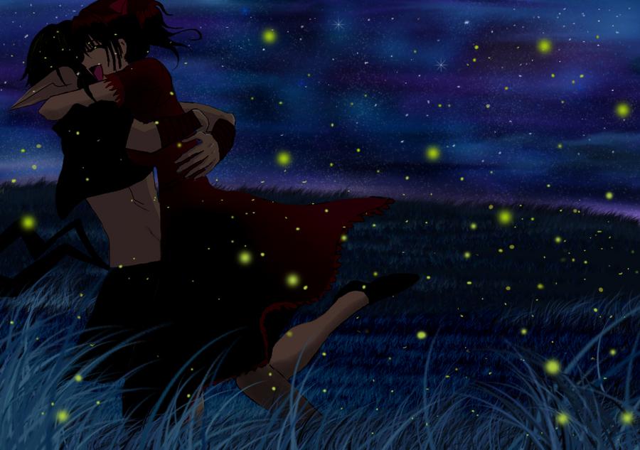 Fireflies by Die-Rache