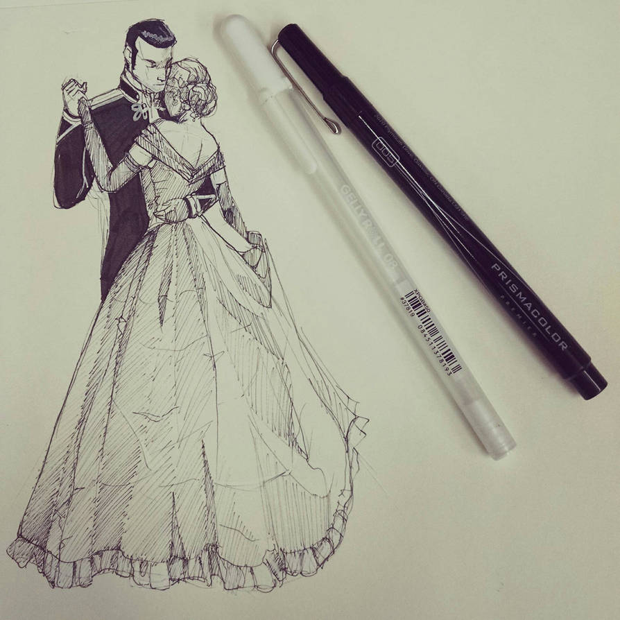 The Last Dance | Sketch