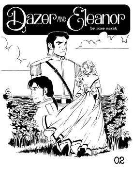 Dazer and Eleanor | Ch 2 Cover
