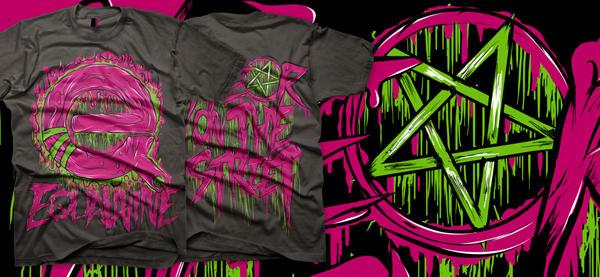 Equalnine tshirt Commission