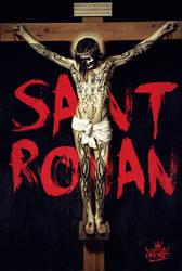 Crucify Saint Ronan by Japoneis202