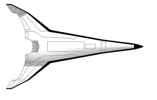Aerospaceplane Test 1