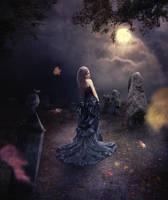 Blue moon by aproman11