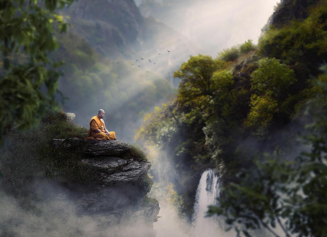 Monks by aproman11