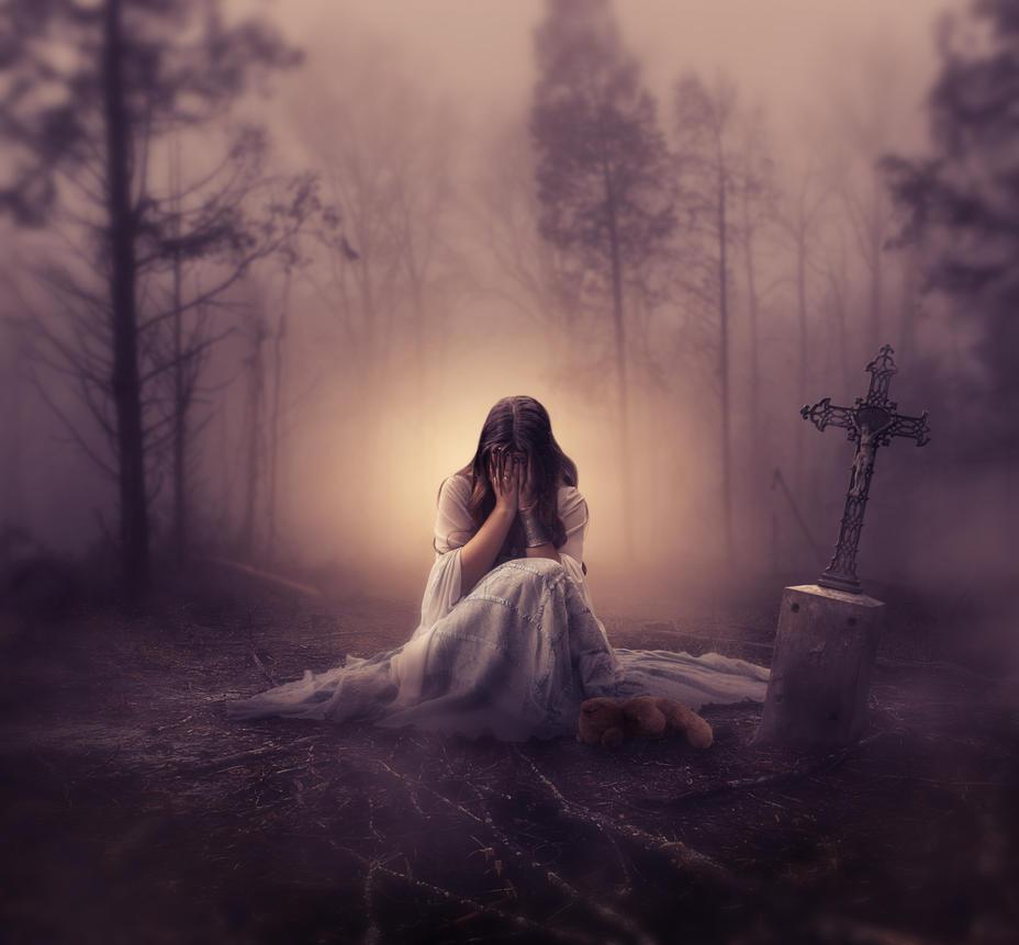 Sadness by aproman11