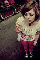 smoke it babe. by MellowSpring