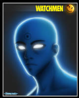 Watchmen, a Young Dr Manhattan by Omar6