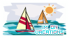 im on vacations STAMP by SheilaMBrinson