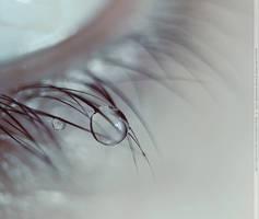 Lower Eyelash by SheilaMB-Photography