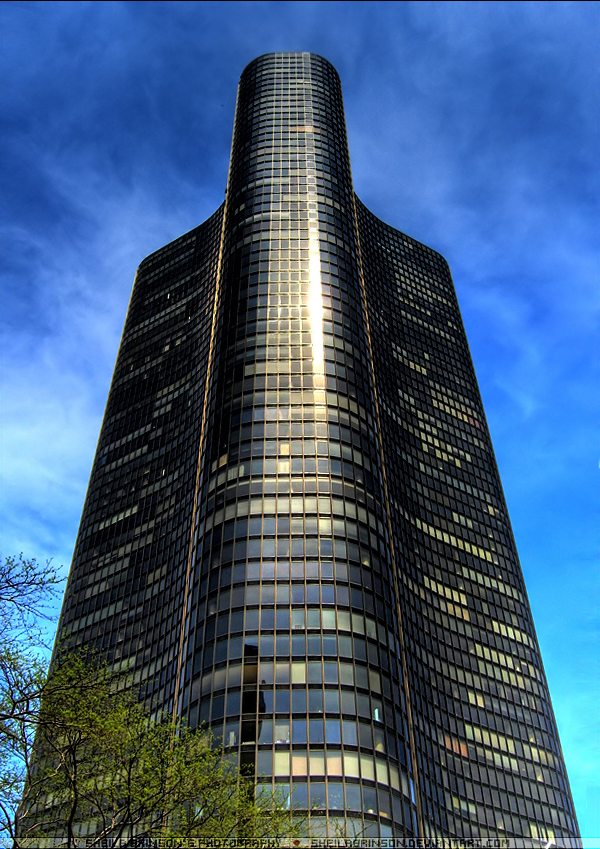 Lake Point Tower by SheilaBrinson