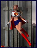 Supergirl - Linda Danvers by sodacan
