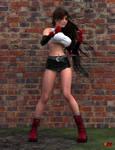 Tifa Lockhart - Ready for Battle