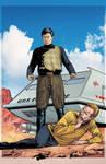 Star Trek: TEE 3 Cover Art