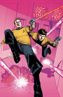 Star Trek : TEE 2 Cover Art by sharpbrothers