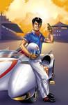 Speed Racer Variant Cover