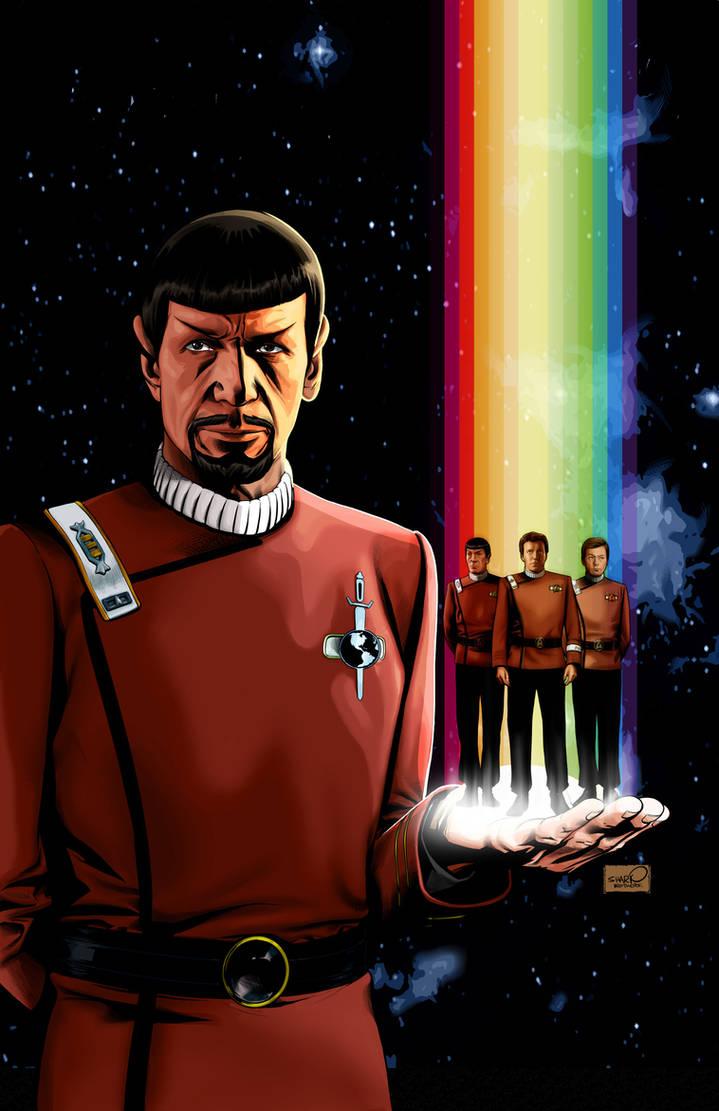 Star Trek Archive : Alt Univ by sharpbrothers on DeviantArt