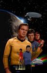 Star Trek - Omnibus Cover