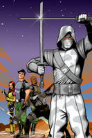 G.I. Joe - Disavowed : America's Elite #1 by sharpbrothers