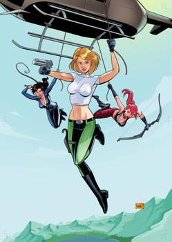 J. Scott Campbell's Danger Girl