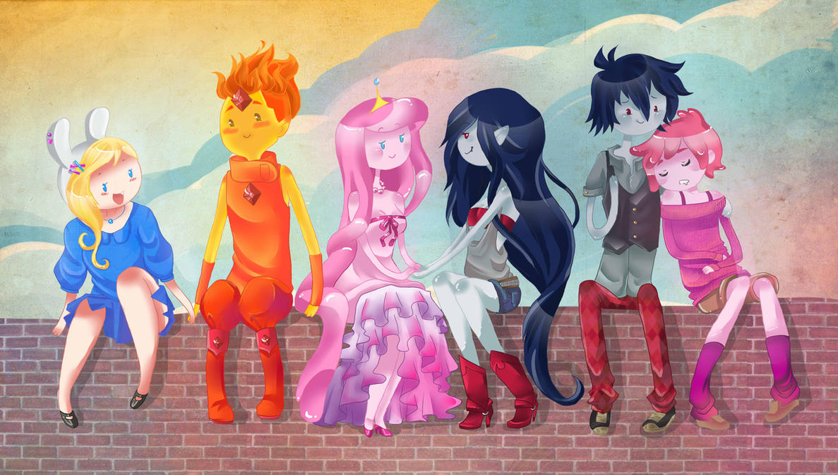 Adventure Time: Love is Love by faycoon on DeviantArt