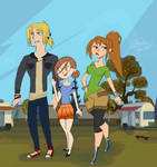 Total Drama Style